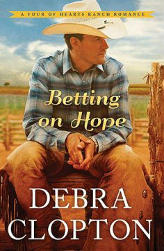 {BookLook Blogger Review} Betting on Hope by Debra Clopton