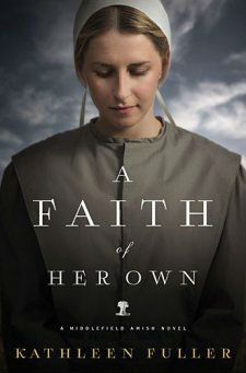 {BookLook Blogger Review} A Faith of Her Own by Kathleen Fuller
