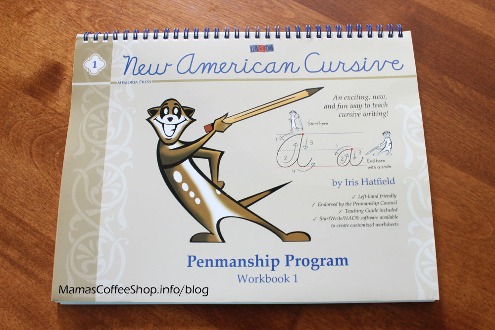 MamasCoffeeShop-MemoriaPress-CursiveWorkbook