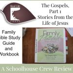 {Product Review} Firmly Planted, Gospels Part 1 from Real Life Press