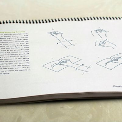 {Product Review} CursiveLogic Helps Get You Writing