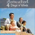 Homeschool 4 Days a Week