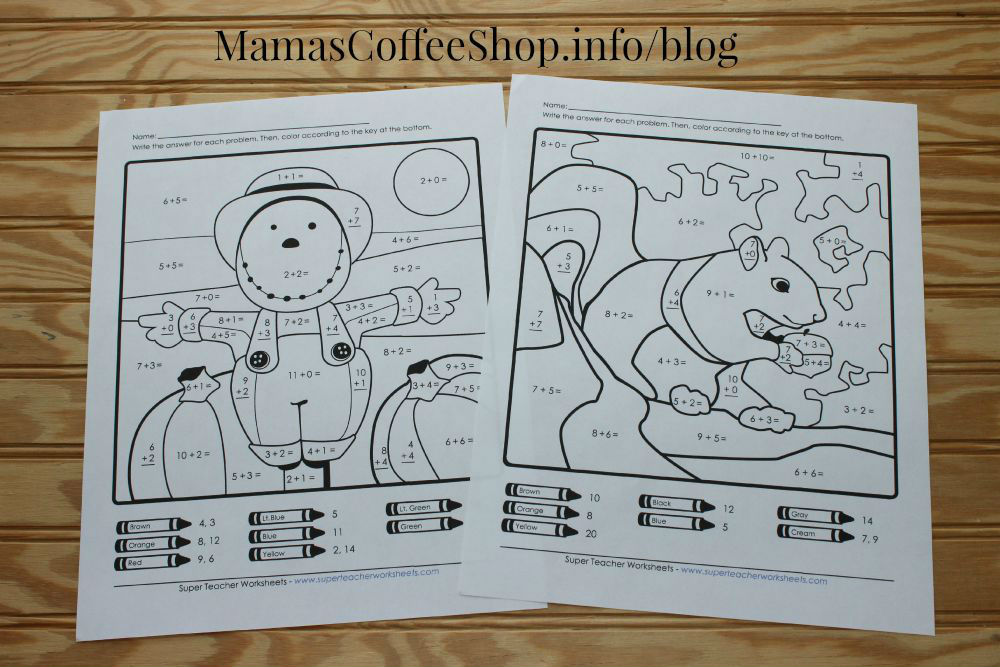 MamasCoffeeShop-SuperTeachersWorksheets-2