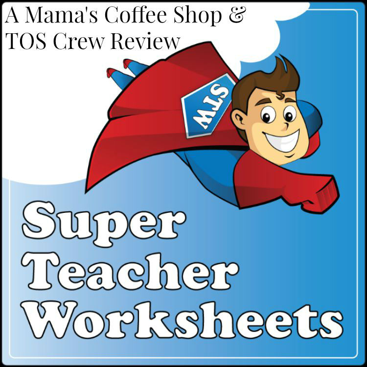 Product Review} Printables from Super Teacher Worksheets | Mama\'s ...