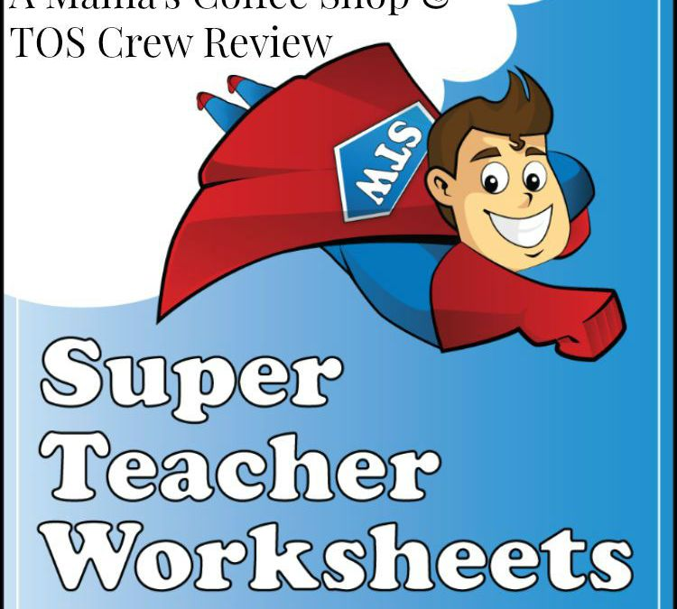 {Product Review} Printables from Super Teacher Worksheets