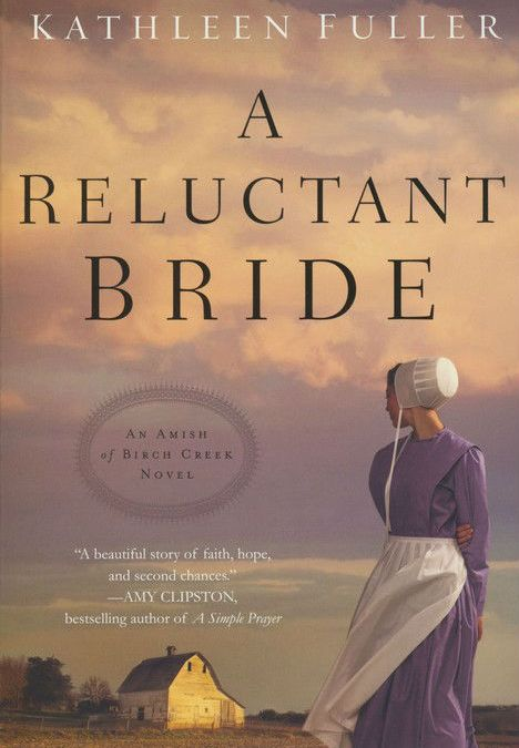 {TNZ Fiction Guild Book Review} A Reluctant Bride by Kathleen Fuller