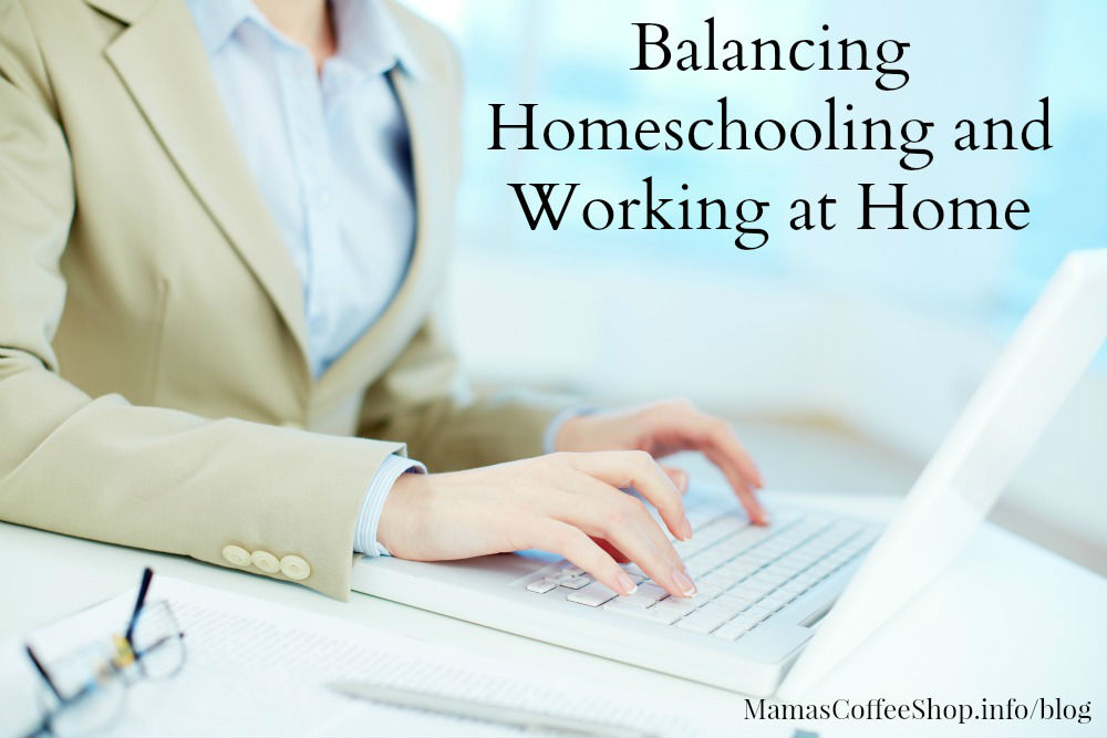 Balancing Homeschooling and Working at Home