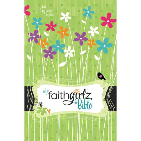 {BookLook Bloggers Book Review} NKJV Faithgirlz Bible for Tween/Teen Girls