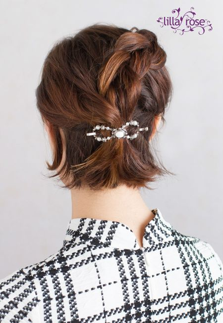 Grace Hair Clip from Lilla Rose