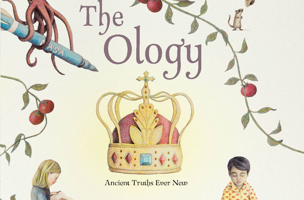 {Litfuse Publicity Group Book Review} The Ology by Marty Machowski