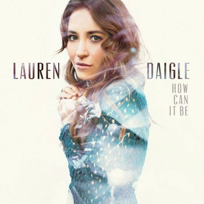 First by Lauren Daigle for Musical Monday