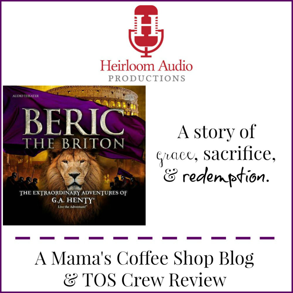 Mama's Coffee Shop Blog - HAP - Beric the Briton