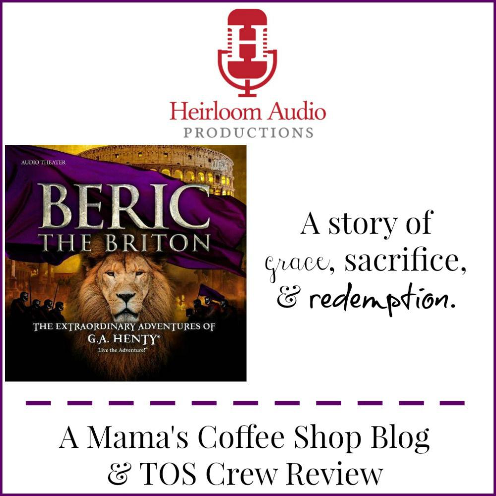 Mama's Coffee Shop Blog - HAP - Beric the Briton