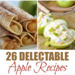Tis' the Season for Apple Recipes