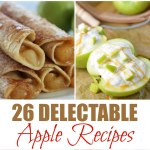 Tis' the Season for Apple Recipes