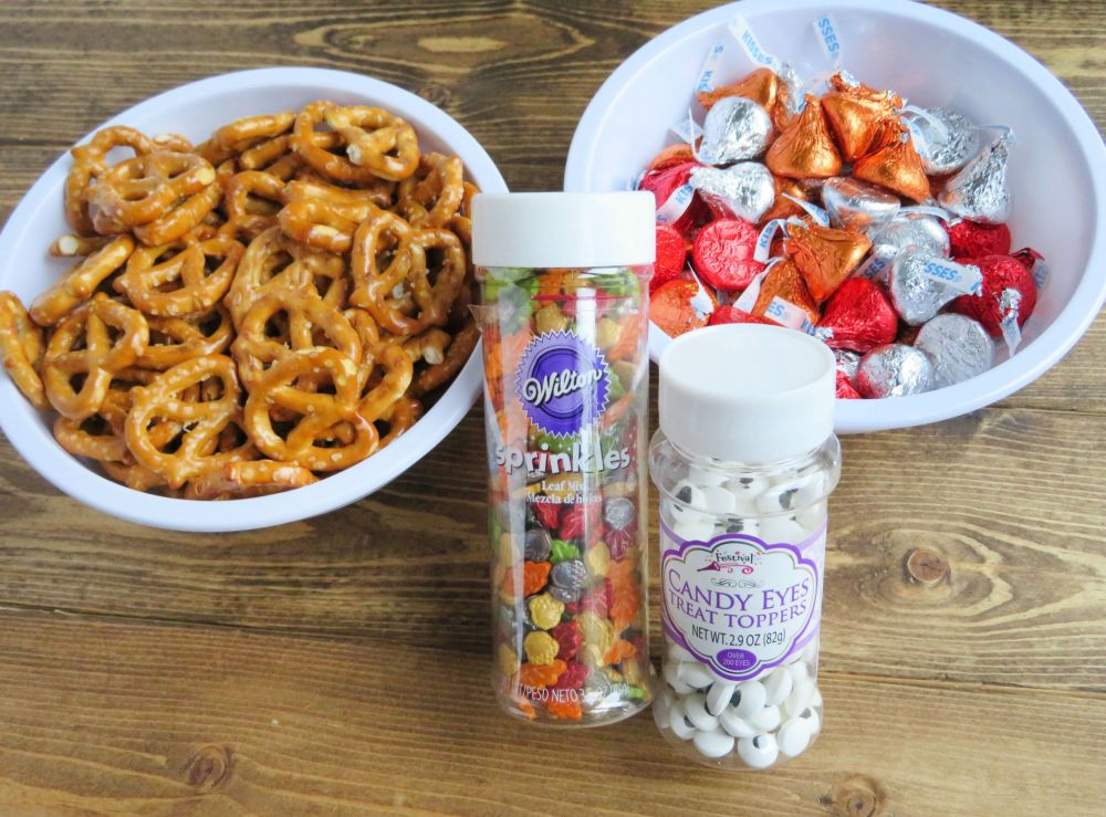 MCSB - ingredients for Turkey Pretzels