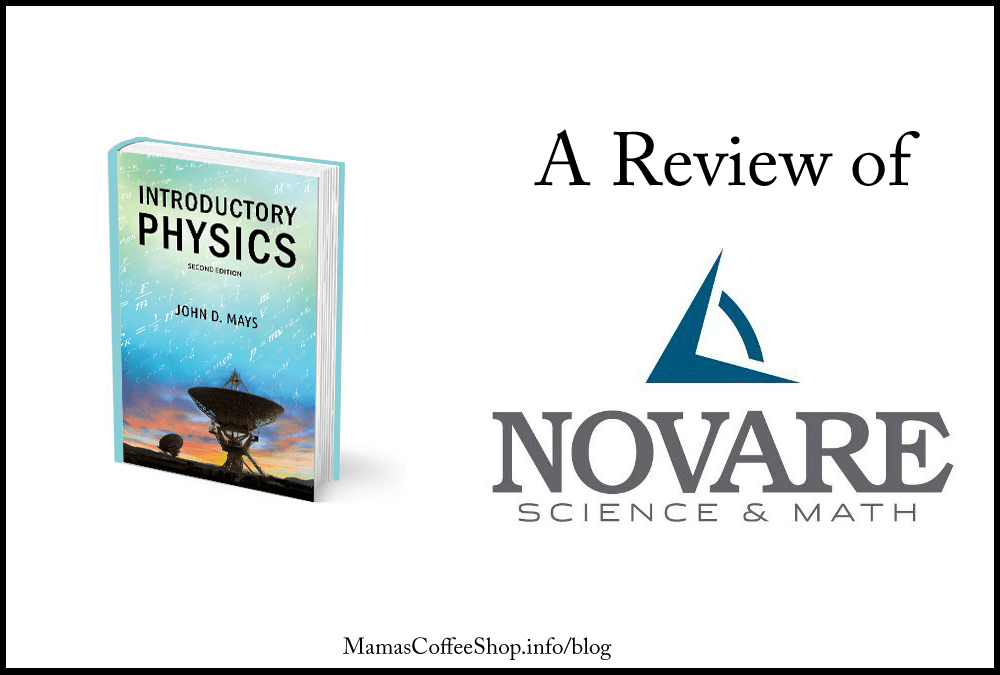 High School Physics with Christian Worldview {Homeschool Review Crew}