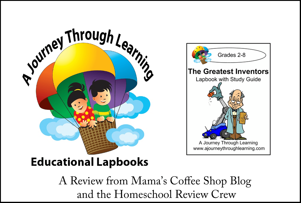 Greatest Inventors Lapbooks {Homeschool Review Crew}
