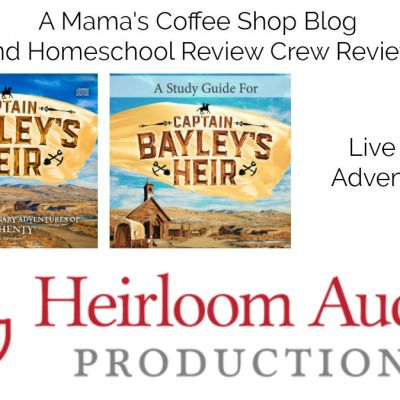 Captain Bayley's Heir {Homeschool Review Crew}