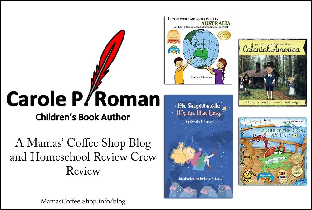 Books, Books, and More Books! {Homeschool Review Crew}