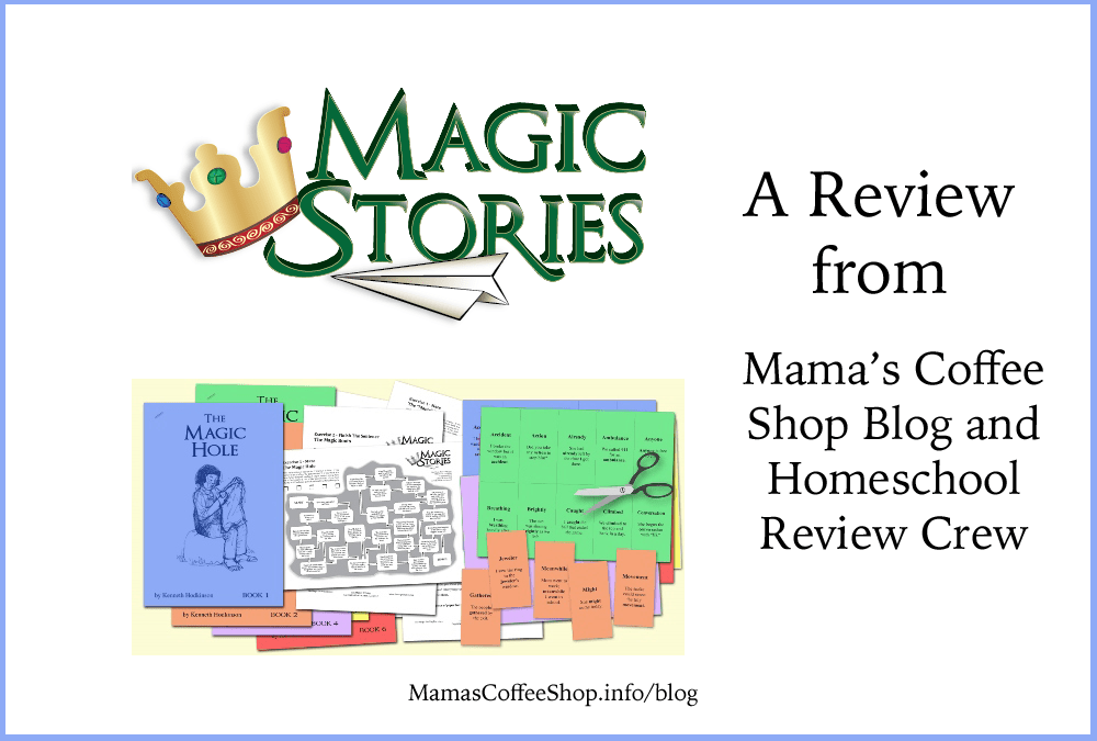 Magic Stories (Homeschool Review Crew)