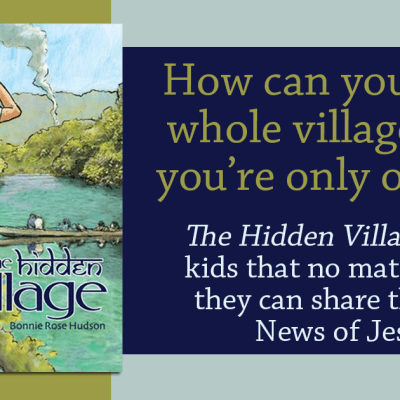 The Hidden Village by Bonnie Rose Hudson {Book Review}