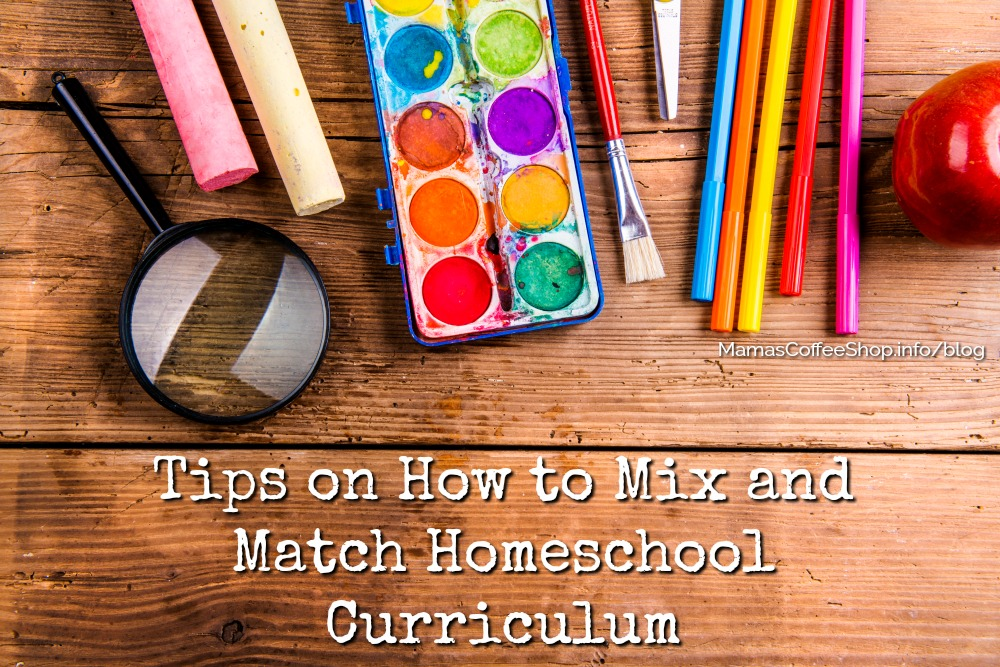 Tips on How to Mix and Match Homeschool Curriculum