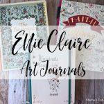 Ellie Claire Art Journals {Review}