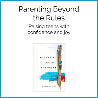 Parenting Beyond the Rules by Connie Albers {Book Review}