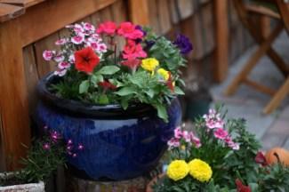 canadian flower pots