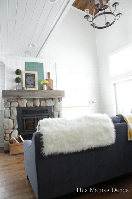 living room spring