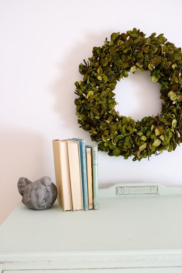 Boxwood wreath-2