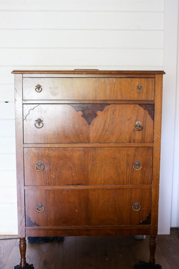 Dresser Before| TMD-1