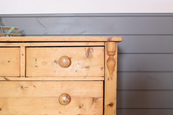Rustic Pine Dresser | This Mamas Dance-3