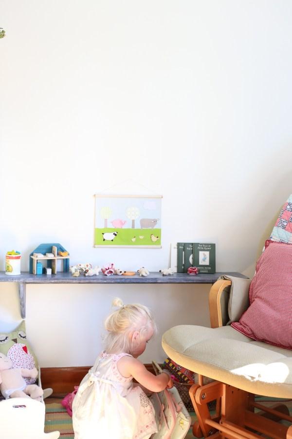 Kids Toy Shelf | This Mamas Dance
