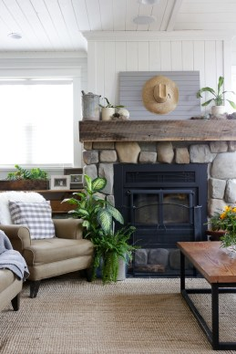 Green and Grey Fall Living Room-1