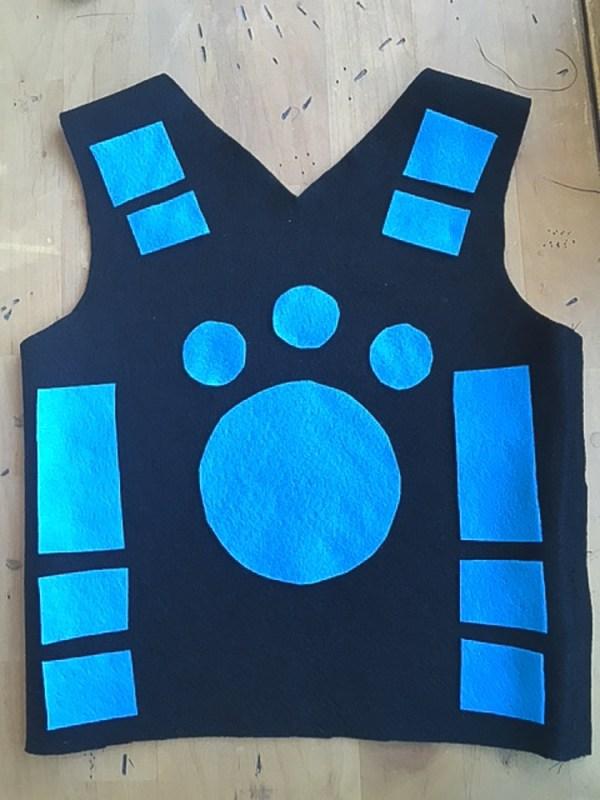 Wild Kratts Costume Tutorial | via Ashlea of This Mamas Dance