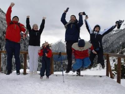 Excursión familiar contra el frío... 11