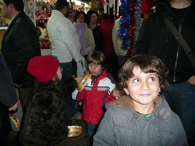 Madrid Navidad Niños Fiesta