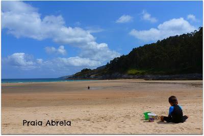 Galicia: Playas!!