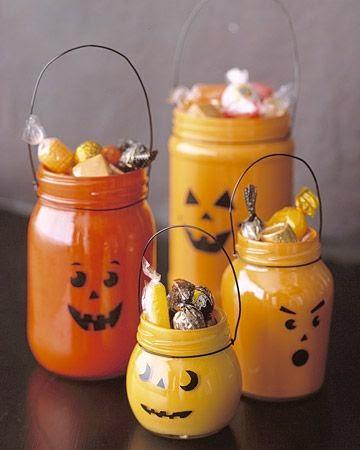 en vísperas de Halloween