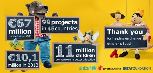 Save the Children Unicef niños educación contra pobreza