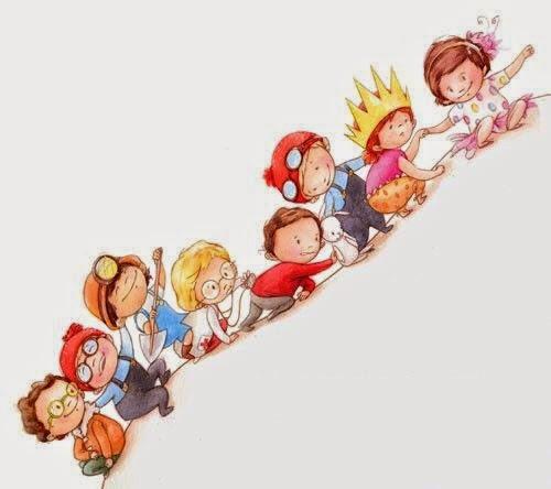 crecer igualdad diferencias hormonas niños niñas