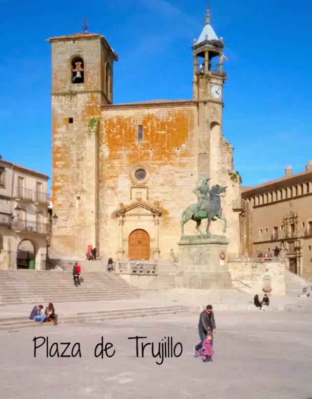 viajamos a la ciudad medieval de Trujillo