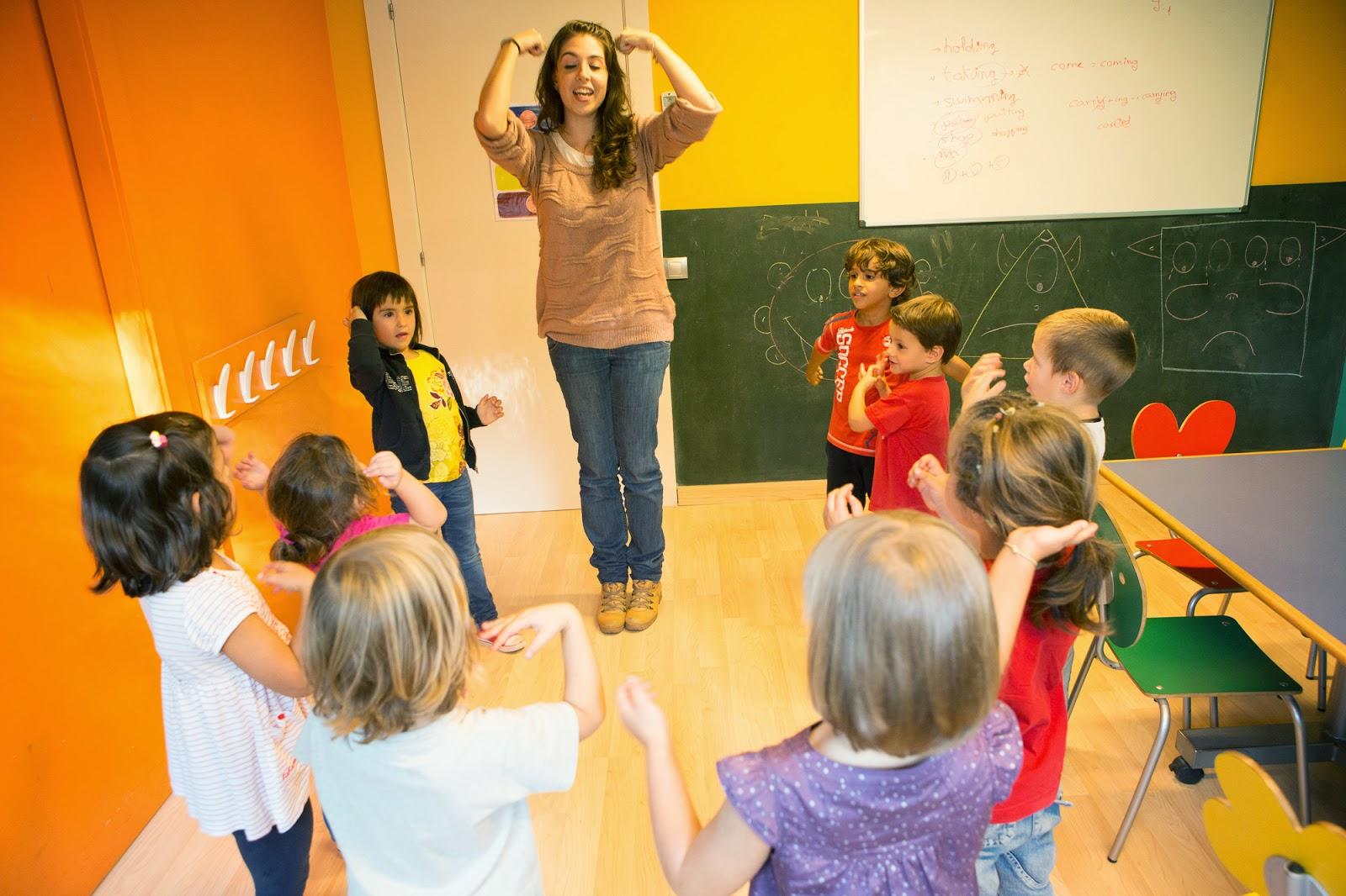 Kids and Us. Semanas Divertidas en Verano para Alumnos de Vacaciones 1