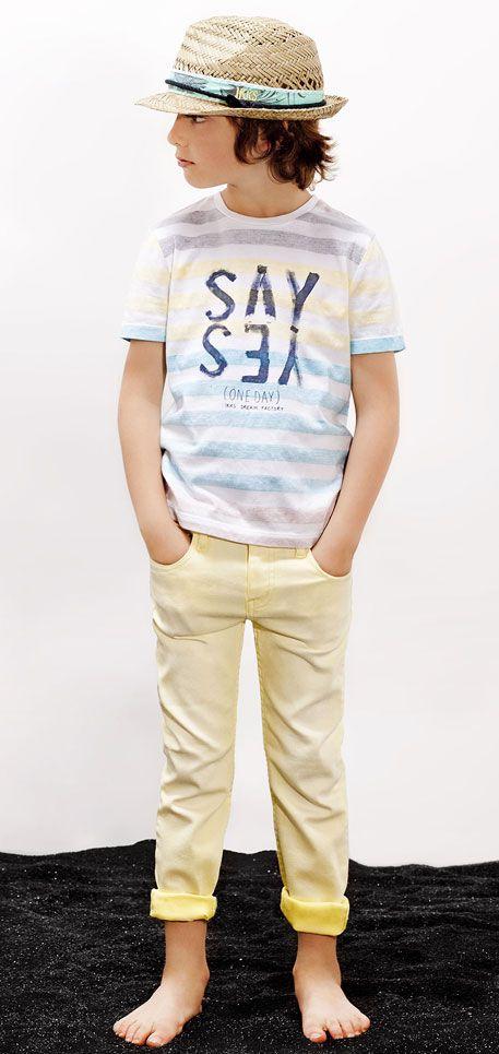 moda para chicos en verano