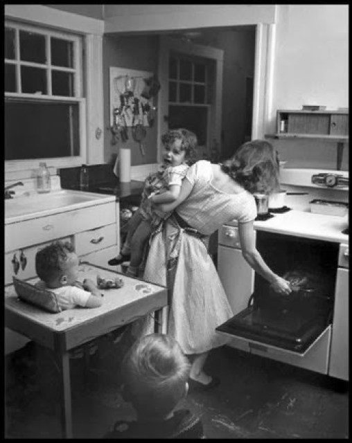 conciliar trabajo familia Mamás Full Time