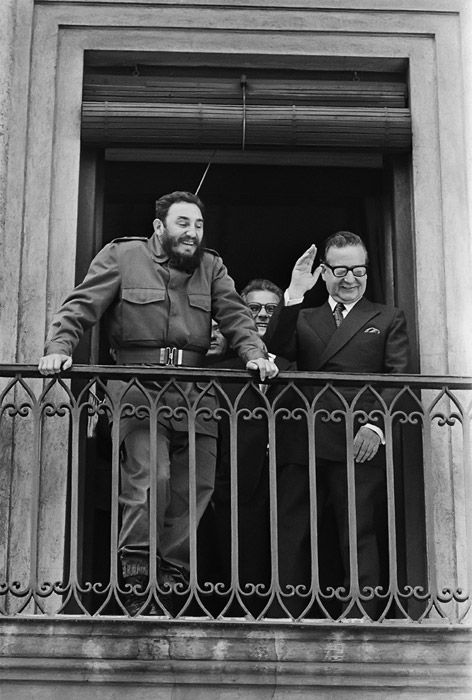 idealista revolución Allende Castro