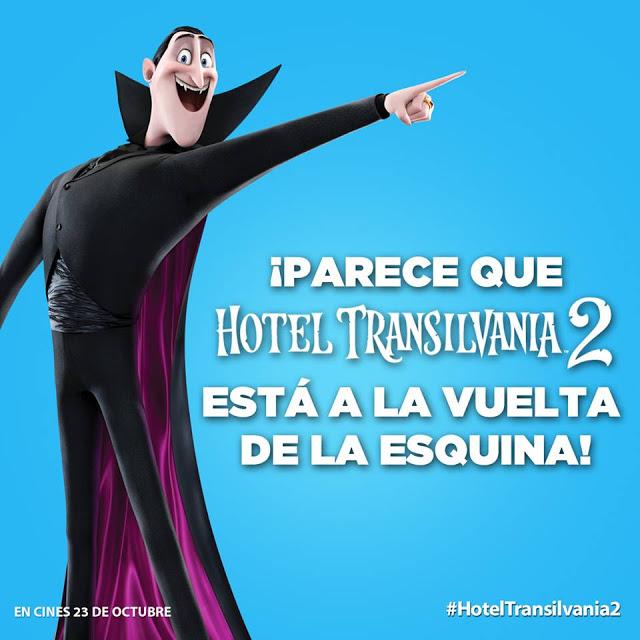 Cine. Un Hotel Familiar Lleno de Vampiros 25