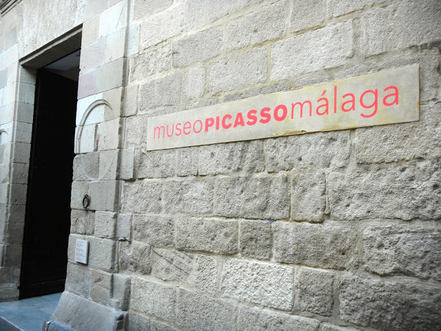 Viajar. Málaga. Las Grandes Pinacotecas del Mundo se la Rifan. 26
